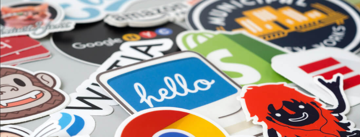 custom stickers, labels and decals